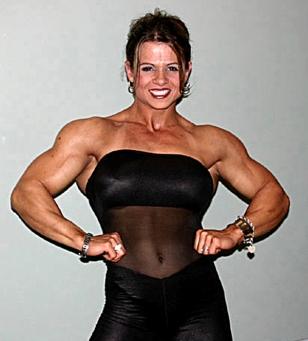 Elena Fitness over 40 anni Donna con un Corpo Perfetto