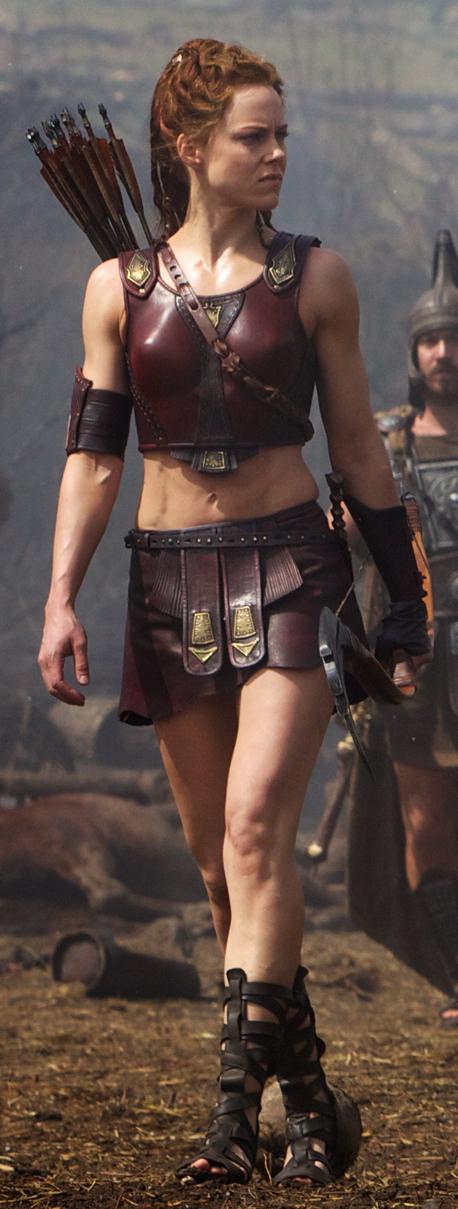 Ingrid Bolsø Berdal in Hercules