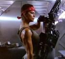 Jenette goldstein in Aliens