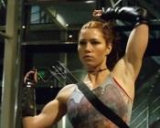 Jessica Biel muscoli d'Acciaio