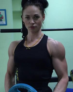 Tiffany Coyne Bobybuilder