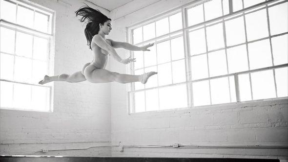 Aline Riscado ballerina potenziata con 10 milioni di fans