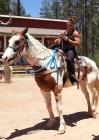 Amazzoni Muscolose a Cavallo - Ragazza 19 anni fitness pump