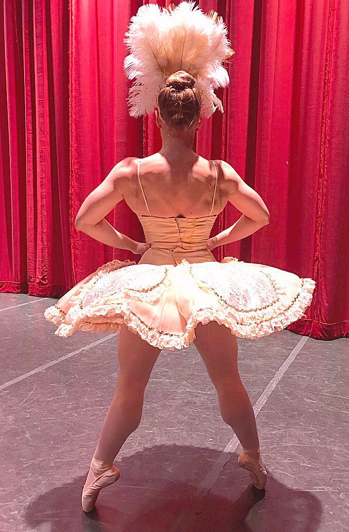 emily ballerina palestrata