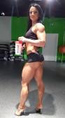 ragazze avere un corpo perfetto, ragazza 22 anni culturista bodybuilding femminile 2017