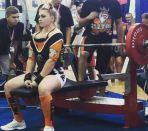 Julia Vins - Bodybuilder e Pesista