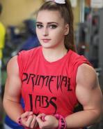 Julia Vins - Primeval Labs Girl