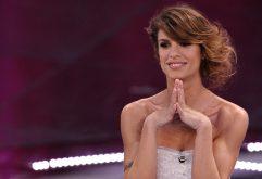 Elisabetta Canalis sexy e muscolosa
