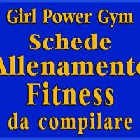 Fitness Femminile - Scarica gratis la tua Scheda di Allenamento